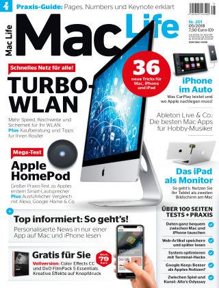 Mac Life - DE 05.2018