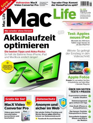 Mac Life - DE 06.2018