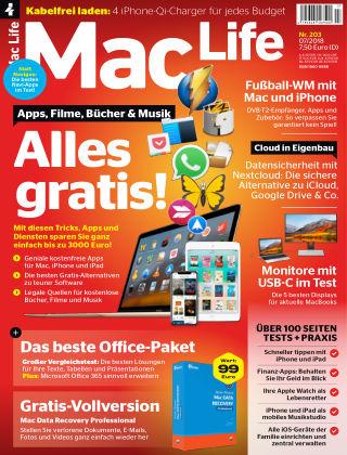 Mac Life - DE 07.2018