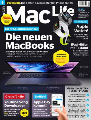 Mac Life - DE 10.2018
