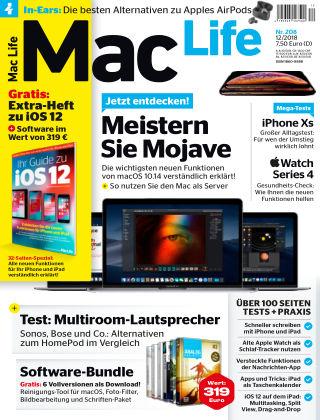 Mac Life - DE 12.2018