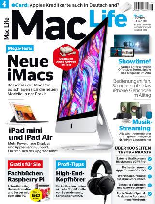 Mac Life - DE 06.2019