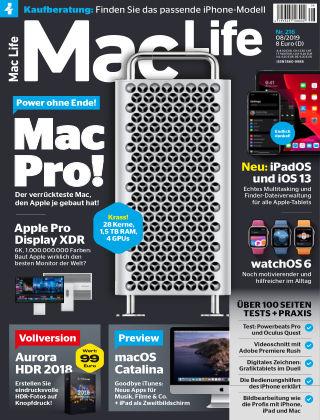 Mac Life - DE 08.2019