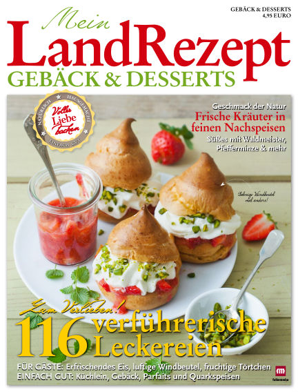Mein LandRezept March 09, 2015 00:00