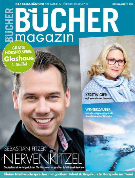 BÜCHER January 12, 2016 00:00