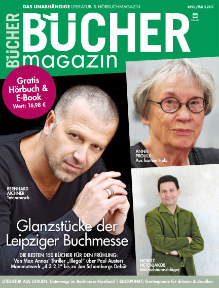 BÜCHER March 15, 2017 00:00