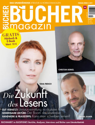 BÜCHER 02.2019