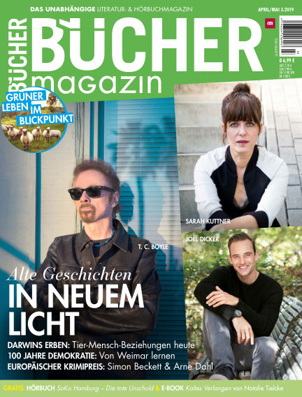 BÜCHER March 20, 2019 00:00