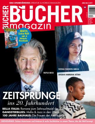 BÜCHER 04.2019