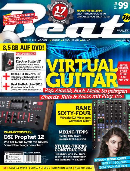 Beat February 07, 2014 00:00