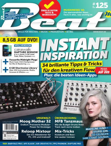 Beat April 06, 2016 00:00