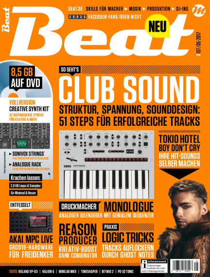 Beat April 05, 2017 00:00