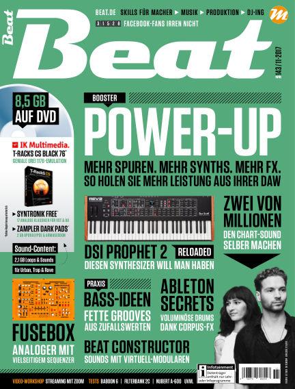 Beat October 04, 2017 00:00