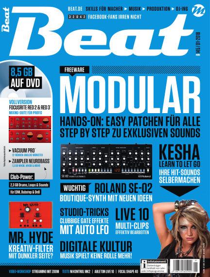 Beat November 29, 2017 00:00