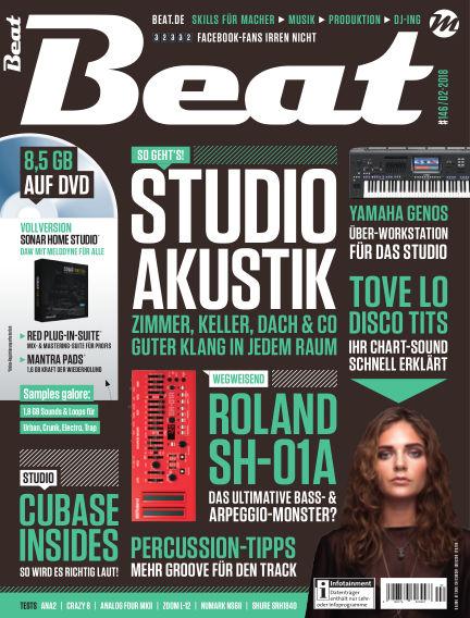 Beat January 05, 2018 00:00