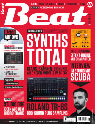 Beat 08.2018