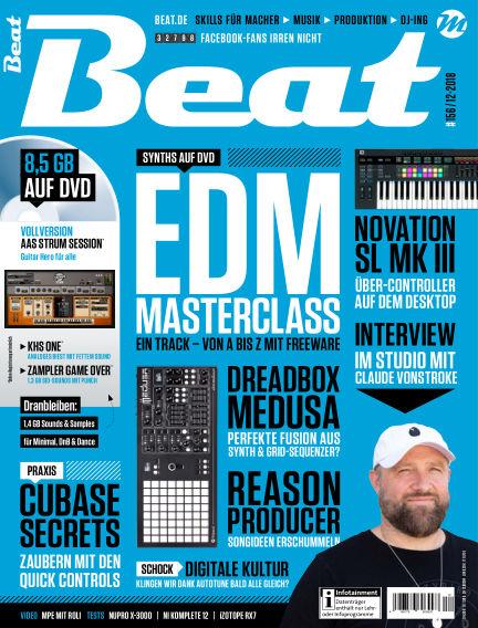 Beat November 07, 2018 00:00