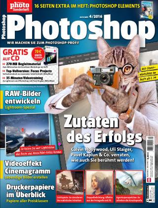 Photoshop (eingestellt) 04.2016