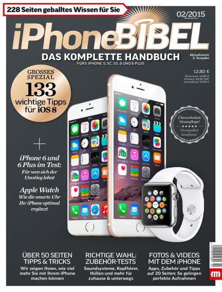 iPhoneBIBEL April 24, 2015 00:00
