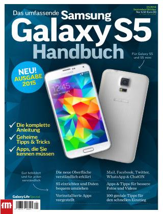 Samsung Galaxy Handbuch S5 Handbuch 01.2014