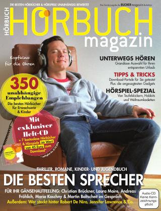 Hörbuch magazin 01.2014