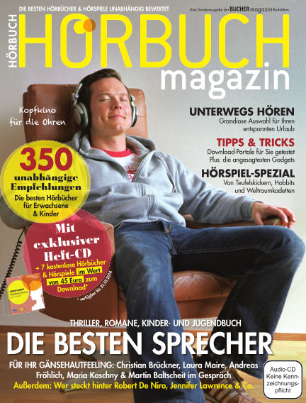 Hörbuch magazin
