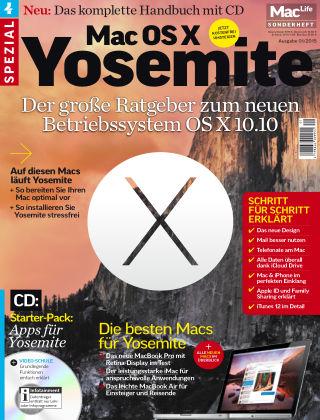Mac Life Spezial zu Yosemite OS X Yosemite