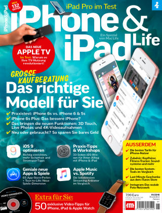 iPhone & iPad 01.2016