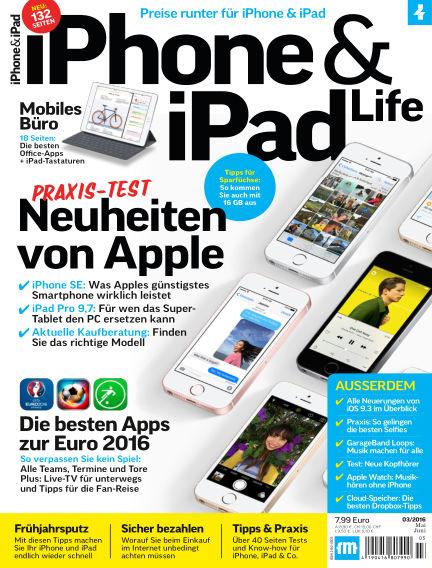 iPhone & iPad April 29, 2016 00:00