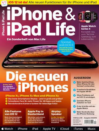 iPhone & iPad 04.2018