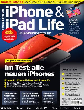 iPhone & iPad 01.2019