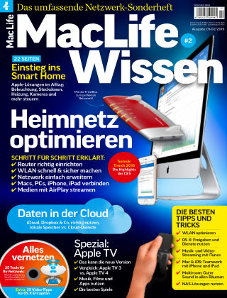 Mac Life Wissen 02.2016