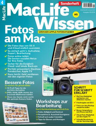 Mac Life Wissen 05.2016