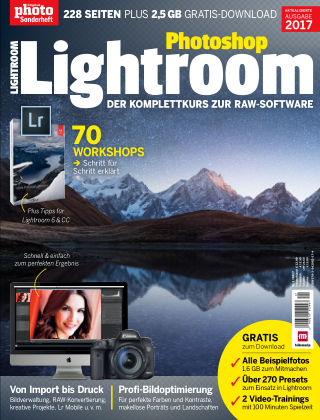 Photoshop Lightroom 01.2017