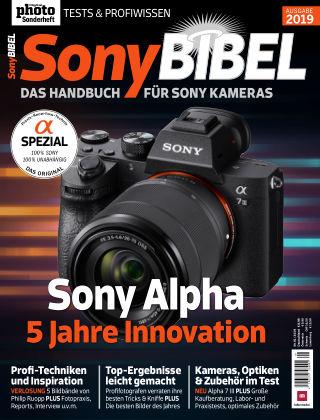SonyBIBEL 01.2019