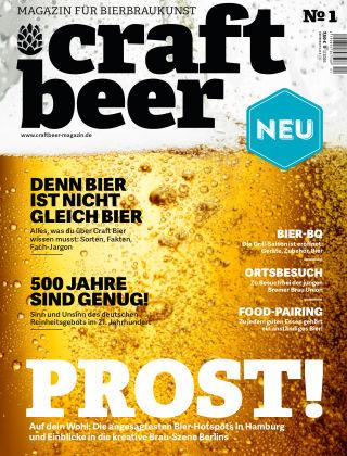 Craftbeer-Magazin 01.2016