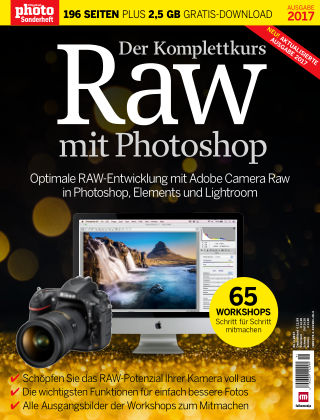 Raw mit Photoshop 01.2017