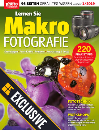 DigitalPHOTO Readly Exclusive Makrofotografie 1/19