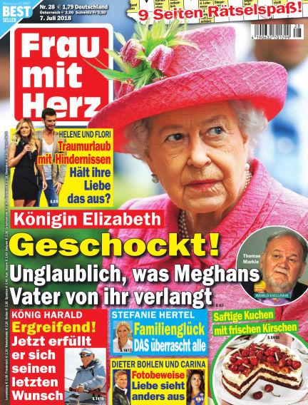 Frau mit Herz July 07, 2018 00:00