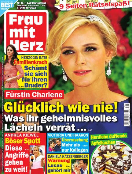 Frau mit Herz October 06, 2018 00:00