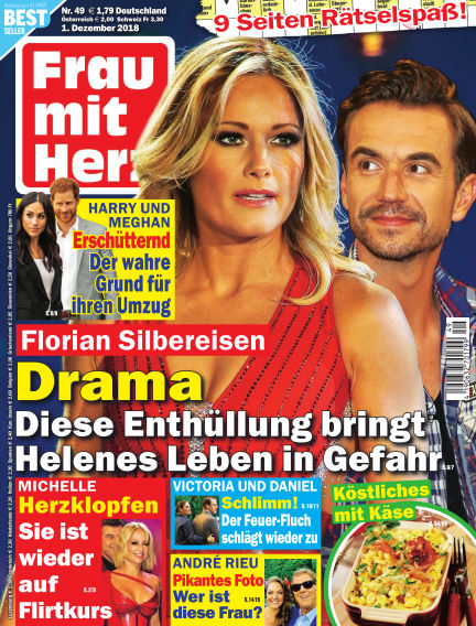 Frau mit Herz December 01, 2018 00:00