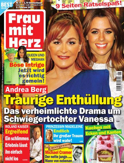 Frau mit Herz February 02, 2019 00:00