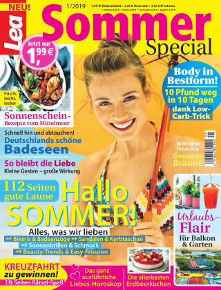 Lea Sommer Special 01-19