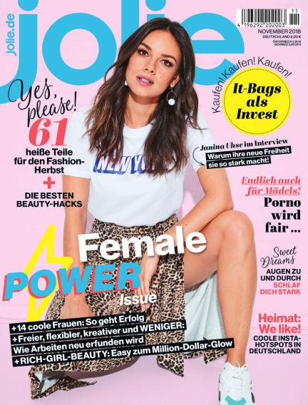 Jolie October 05, 2018 00:00