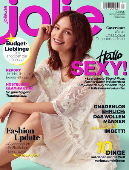 Jolie June 07, 2019 00:00