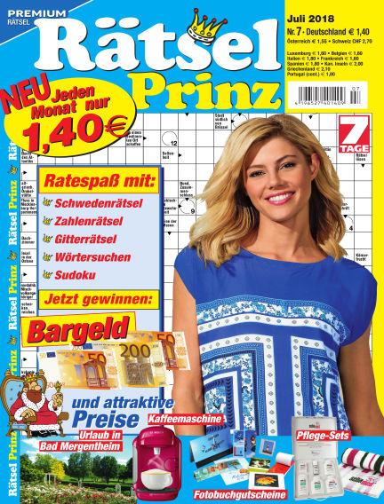 Rätsel-Prinz May 30, 2018 00:00