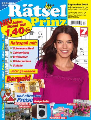 Rätsel-Prinz 09-18