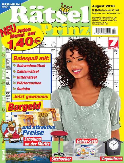 Rätsel-Prinz July 04, 2018 00:00