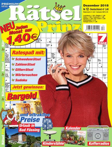 Rätsel-Prinz October 31, 2018 00:00