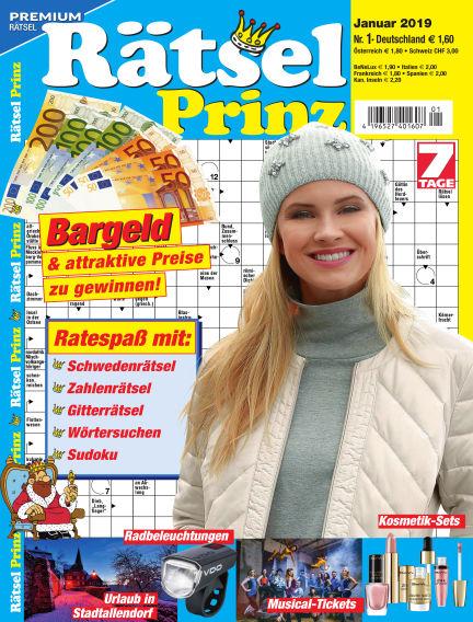Rätsel-Prinz December 05, 2018 00:00